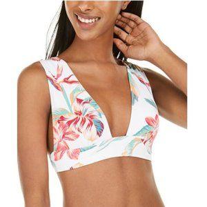 Roxy Juniors' Lahaina Bay Print Swim Top